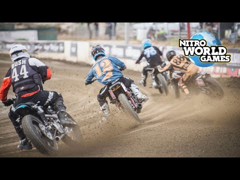 Flat Track Time Qualifying & Dash for Cash