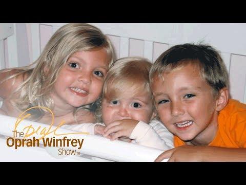 De ouders die 3 kinderen verloren in een auto-ongeluk kregen later een drieling