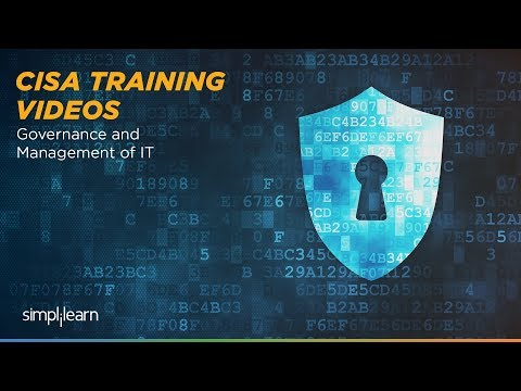 CISA Domain 2 | Governance And Management Of IT | Simplilearn ...