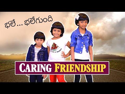 భలే భలేగుంది Caring Friendship || Excellent Sunday School Song|| Dhanya Nithya Prasastha Song