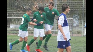 R.F.F.M - Jornada 12 - Preferente Cadete (Grupo 1): Alcobendas-Levitt C.F. 3-1 Aravaca C.F.