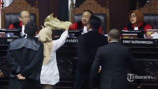 Keanehan yang Ditemukan KPU pada Bukti Amplop yang Dibawa Saksi Prabowo Sandi di MK