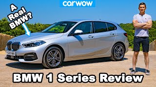 New BMW 1 Series 2021 review - see why it's better... And worse than before.