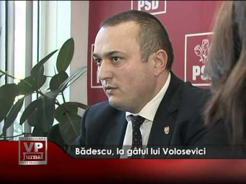Bădescu, la gâtul lui Volosevici