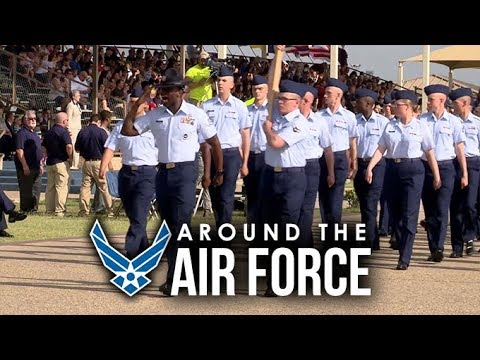 Around the Air Force: BMT Curriculum / Cyber Security