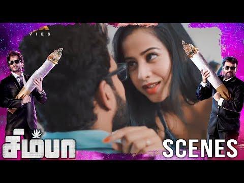 Mahesh take simba to daina house for make him distraction | Simba(சிம்பா) Scenes | Bharath, Premgi