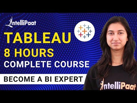 Tableau Online Training | Tableau Tutorial | Tableau Full Course In ...