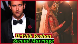 Hrithik Roshan is Getting Married Again For Second Time