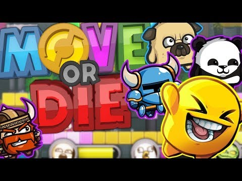 TEWTIY RAGE QUITS! - MOVE OR DIE (видео)