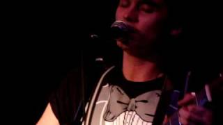 The Academy Is...-I'm Yours Tonight (Acoustic) LIVE @ AP Tour Fall Ball
