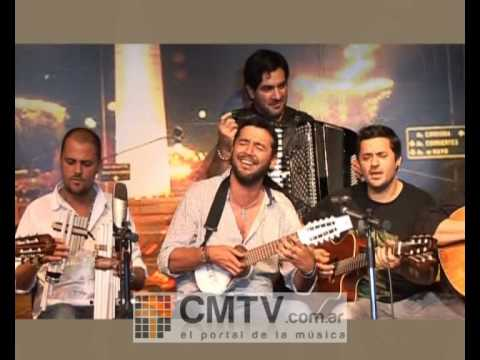 Los Tekis video Don´t let me down - Acústico Especial Folk 2012