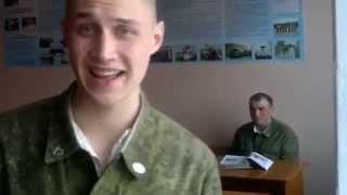 """Космические войска 2012.""""Тянется месяц за месяцем""""."""
