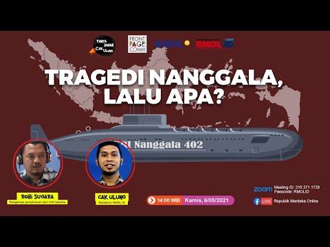 Tanya Jawab Cak Ulung • Tragedi Nanggala, Lalu Apa?