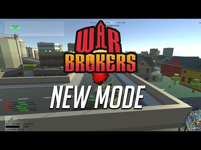 WarBrokers Video 0