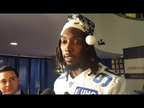 """Cowboys DE DeMarcus Lawrence says """"it's time for me to step up"""""""