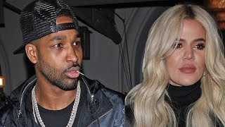 Tristan Thompson CHEATING On Khloe Kardashian AGAIN With New Side Chick!