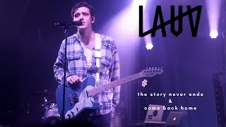 [CONCERT] LAUV - The Story Never Ends, Come Back Home @ The Triffid ♡ HD | Januarysass