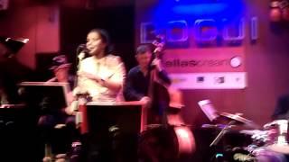 "Sarah Quist en Bogui Jazz, 10 de marzo 2012, ""The House of the Rising Sun"""
