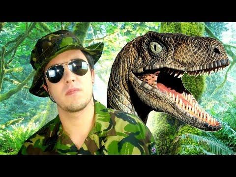 Le chasseur de Raptor ! (Dinosaur Hunt)