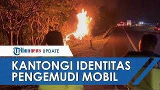 Akhirnya Terkuak Sosok Sopir Avanza yang Tabrak Lari Puluhan Orang dan Terbakar di Tol Padaleunyi