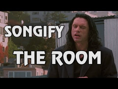 SONGIFY THE ROOM (You're Tearing Me Apart)
