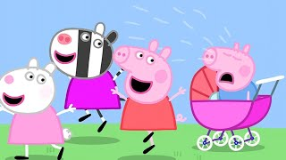 Peppa Pig Official Channel | Peppa Pig Visits Cousin Chloe 🐷 Chinese New Year Special