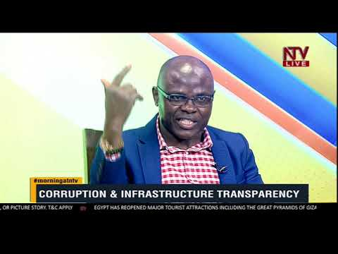 Corruption and infrastructure transparency | MORNING AT NTV