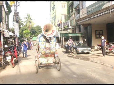 প্রস্তুতি সম্পন্ন, ভোর থেকে লকডাউন হচ্ছে ওয়ারী | ETV News