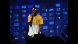 Frank Ocean - Pyramids (Live) Channel Orange : Dallas, Texas 7/20/12