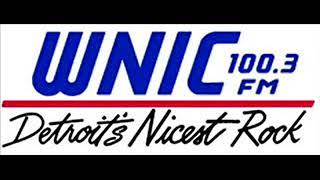 100.3 WNIC - Radio Aircheck (May 2000) Top Of The Hour ID
