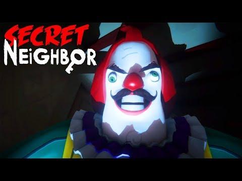 ИГРАЮ ЗА НОВОГО ПРИВЕТ СОСЕД ПО СЕТИ! - Secret Hello Neighbor Привет Сосед Секрет