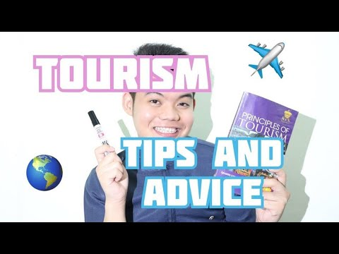 Tips and Advises for Tourism Students