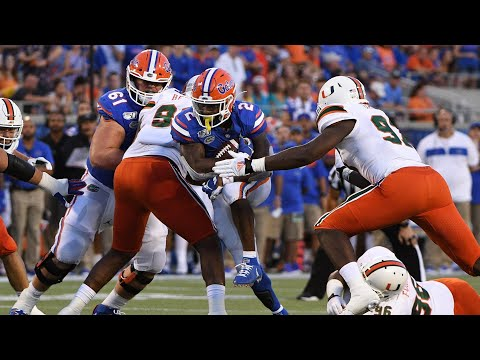 Florida Vs Miami Highlights 2019 College Football Season Week 0