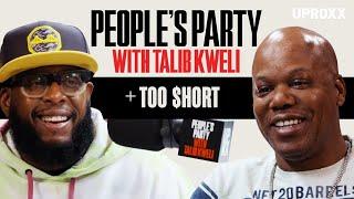 Talib Kweli And Too $hort Talk #MeToo Vs. Pimpin', 2Pac, Biggie, & Dope Money + Rap   People's Party