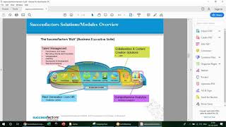SAP SuccessFactors Tutorial demo for Beginners | Learn SAP SuccessFactors | Zenfotec