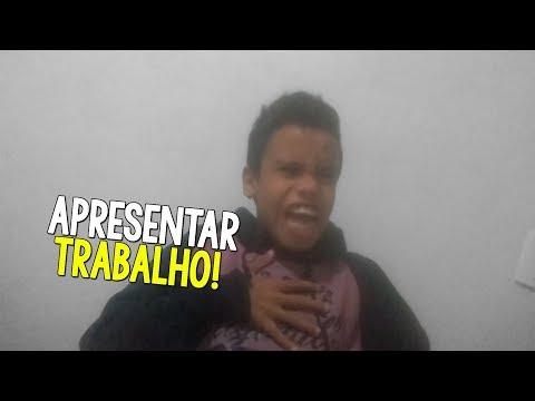 O TERRÍVEL TRABALHO DE ESCOLA