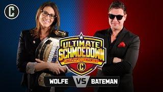 Singles Tournament! Clarke Wolfe VS Ben Bateman - Movie Trivia Schmoedown