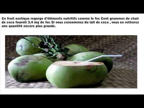 comment ouvrir une noix de coco a la maison