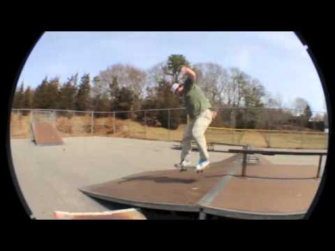 Bourne Skatepark Massachusetts