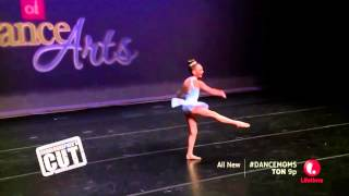 Timeless - Maddie Ziegler - Better Left Unsaid - Dance Moms Audio Swap