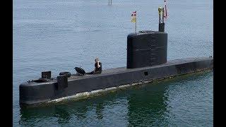 """Детективная история с затонувшей частной подводной лодкой """"Наутилус"""""""