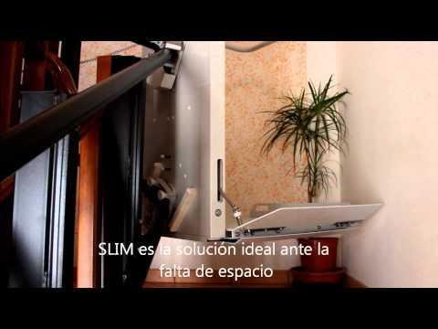 HERSAN ELEVACION   Salvaescaleras Slim