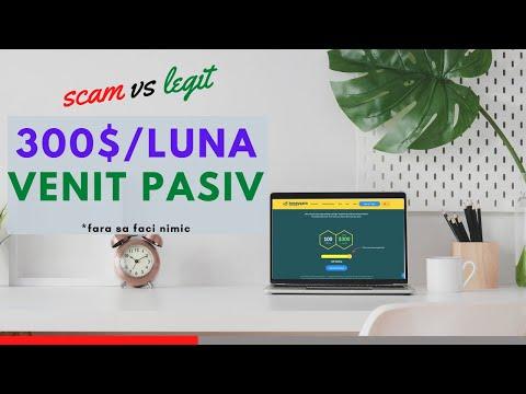 Aplicația face bani pe Internet