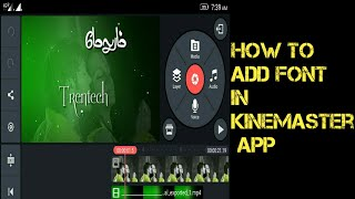 kinemaster tamil font style - TH-Clip