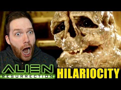 Alien: Resurrection - Hilariocity Review