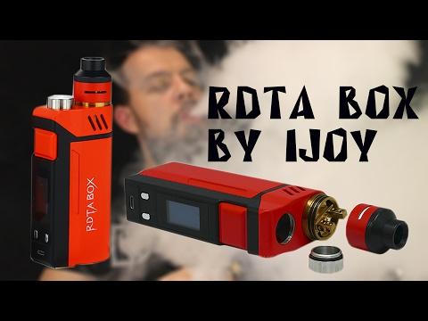 RDTA BOX by IJOY