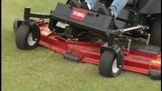 TORO Groundmaster 7200