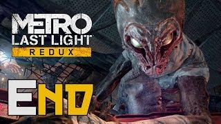 """ENDING"" Metro: Last Light Redux - Gameplay Walkthrough (Part 28)"
