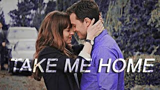 Christian And Ana | Take Me Home
