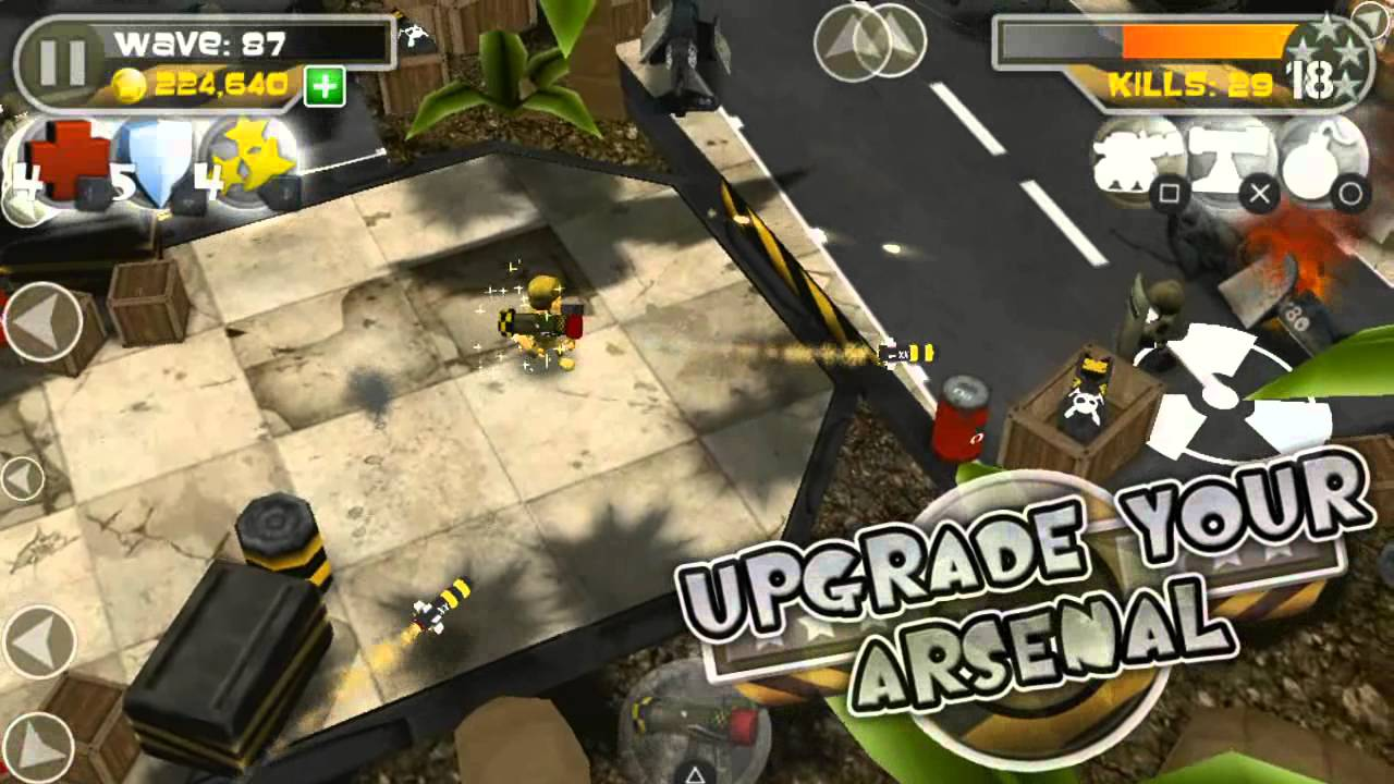 Total Recoil Sets its Sights on PS Vita